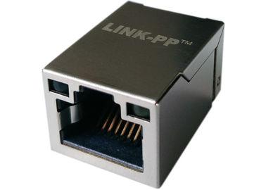 LPJ19201BGNL Surface Mount 1x Rj45 Tab-Up W/ LEDs ,10/100Base-T Ethernet